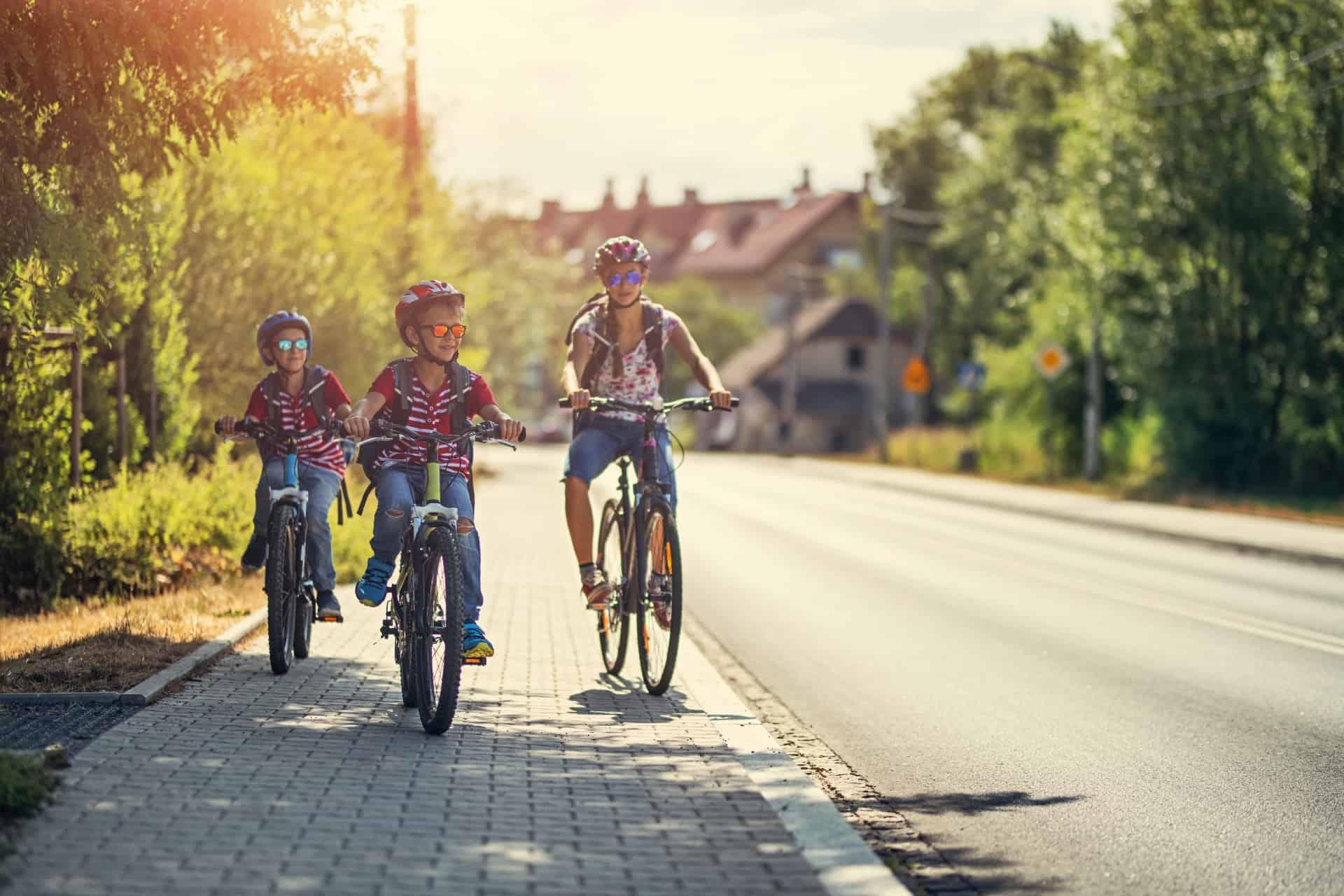 Coronalessen: maak het veiliger voor kinderen in het verkeer