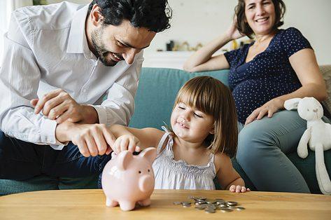 Leer je kind van jongs af omgaan met geld op een speelse manier