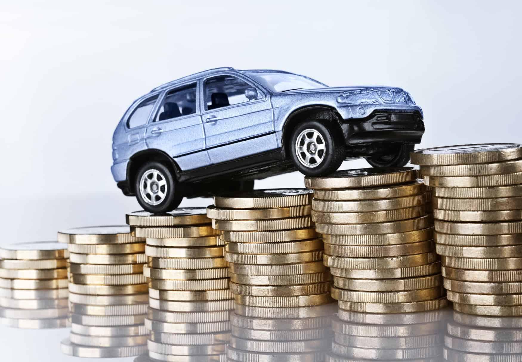 auto kopen van verzekeringsmaatschappij
