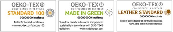 label hormoonverstoorders oeko-tex