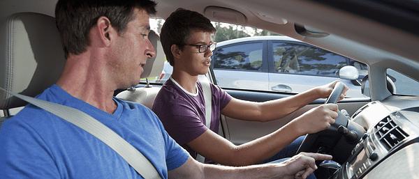 leren rijden, auto leren rijden