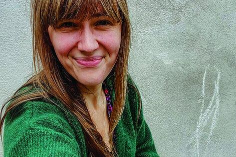 Lies De Smet, mama van vier, kiest voor duurzame voeding