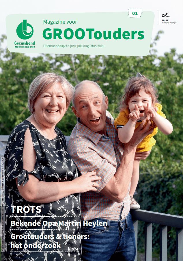 magazine voor grootouders trots