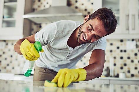 poetsen zonder hormoonverstoorders