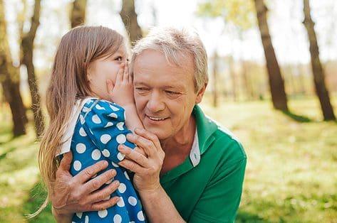 Met je kleinkinderen communiceren is vooral luisteren