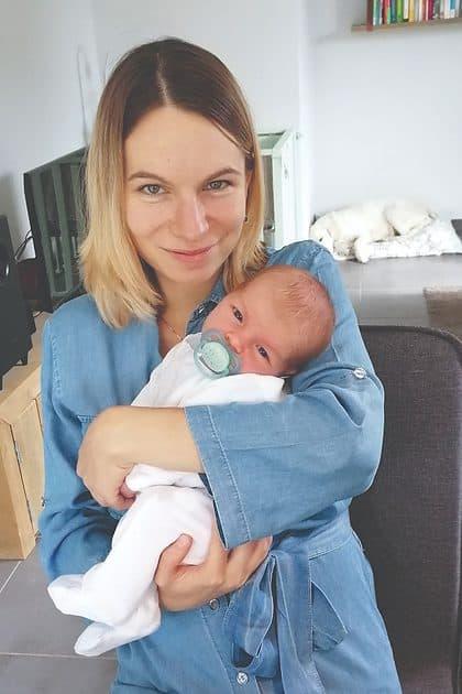 14 weken moederschapsrust na de geboorte: 'Elk moment extra met je kindje is mooi meegenomen'