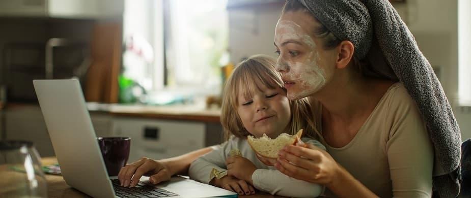 moederstress