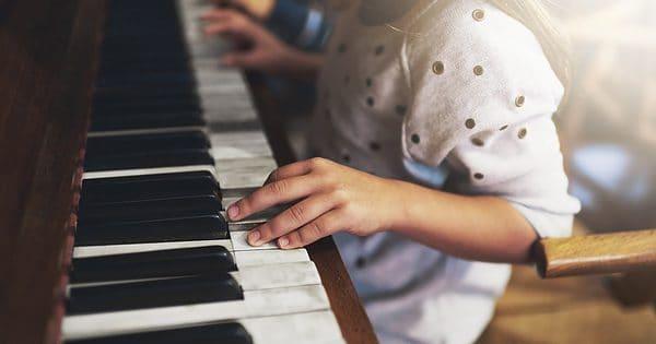 muziekschool vanaf zes jaar