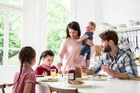 Een stressvrije ochtendroutine met kinderen: hoe pak je dat aan?