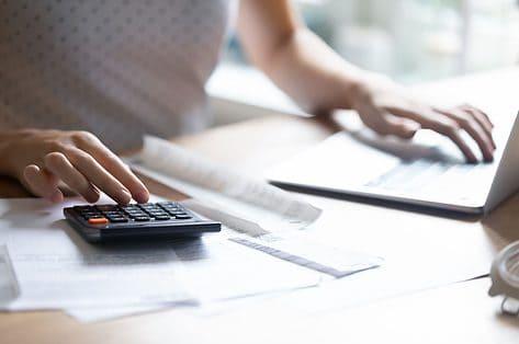 Hoe moet ik de onderhoudsbijdrage in de belastingaangifte invullen?