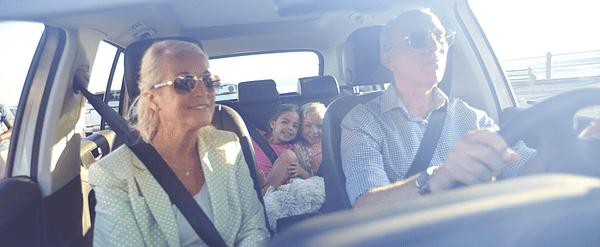 opvang van kleinkinderen