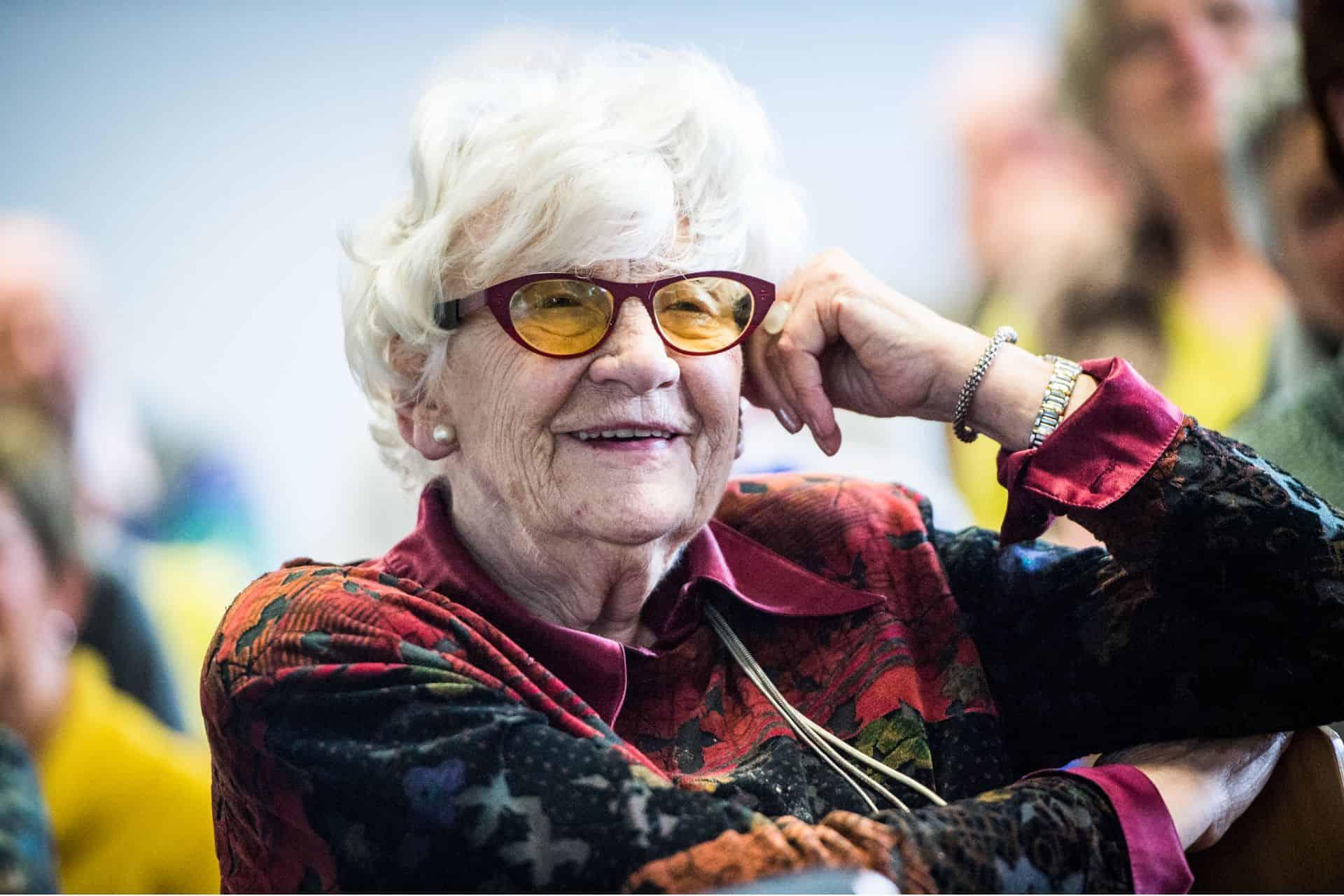 In Memoriam: televisiepionier Paula Sémer