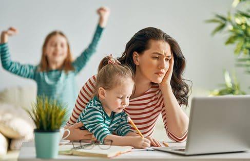 Teken onze petitie: wij vragen (deeltijds) verlof voor thuiswerkende ouders