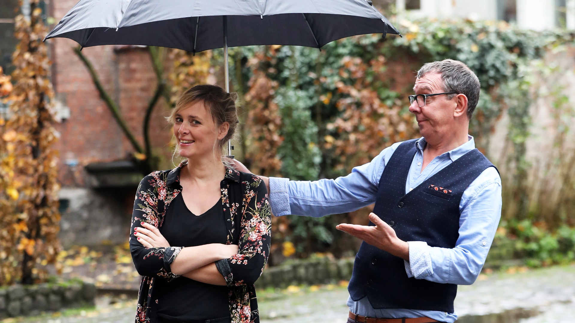 Petra De Pauw: 'Moederdag wordt hier altijd een beetje genegeerd'