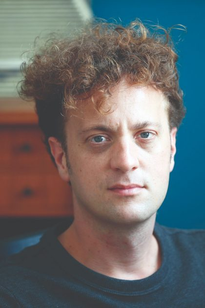 Jonas Goossenaerts maakt educatieve podcast: 'Als leerkracht geschiedenis leg je de wereld uit'