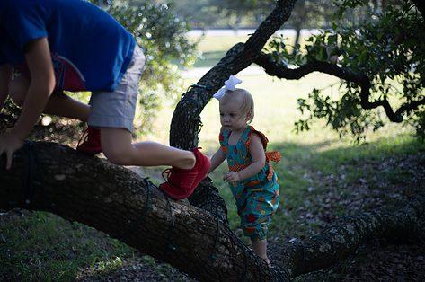 Risicovol spelen is zoveel leuker voor kinderen