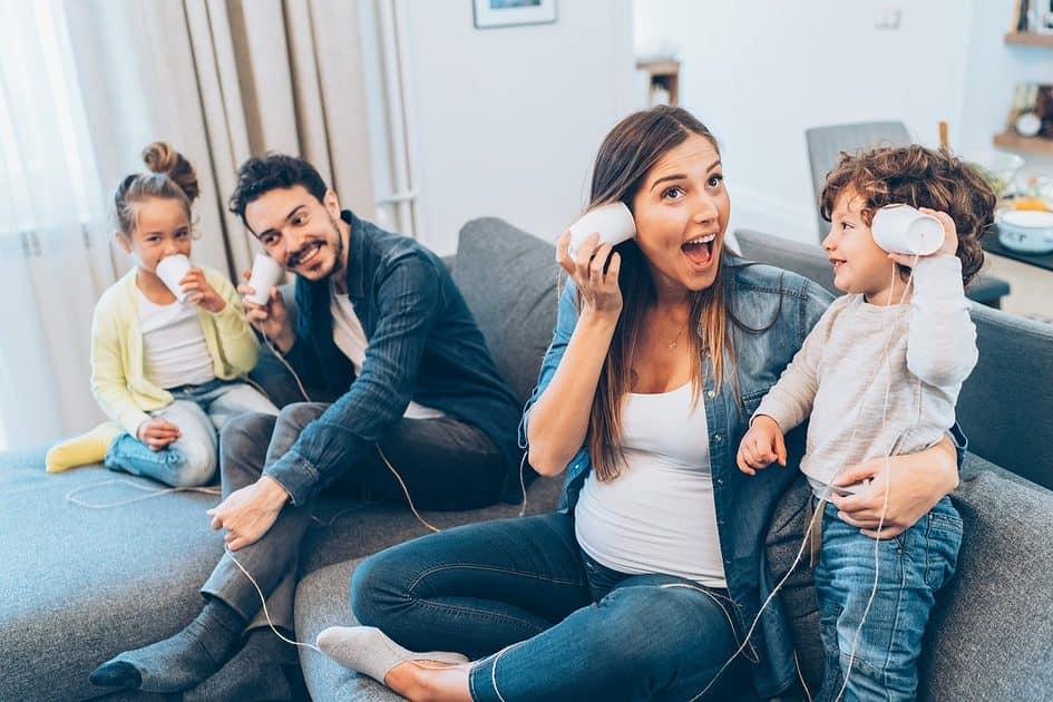 Rust vinden in je gezin tijdens de corona-quarantaine
