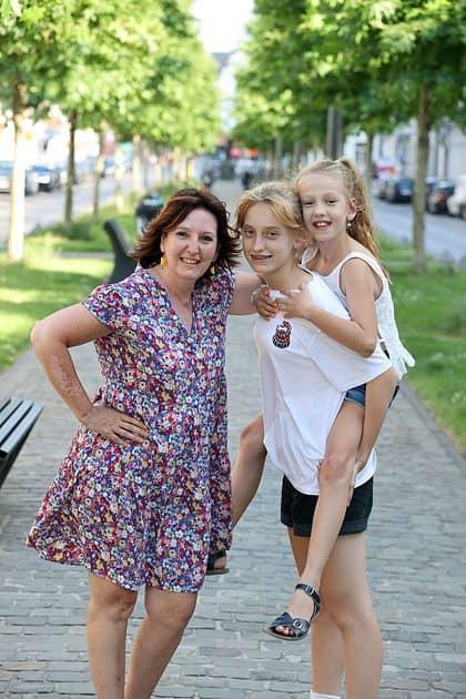 Sabrina is weduwe en fulltime moeder: 'Ik wil ervoor zorgen dat mijn kinderen sterk in hun schoenen staan'