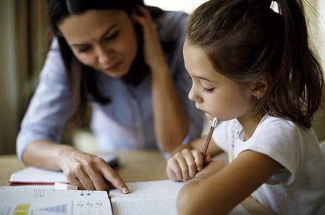 Corona-schoolwerk kost nog steeds veel tijd en moeite