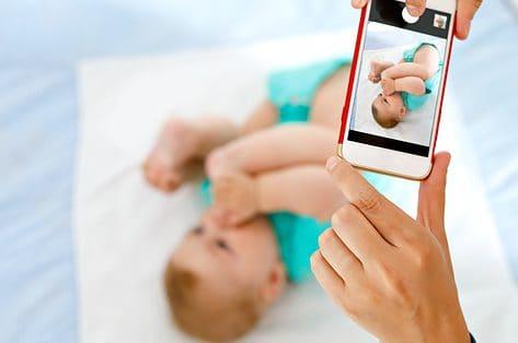 Sharenting: wat deel ik over mijn kindje op sociale media?