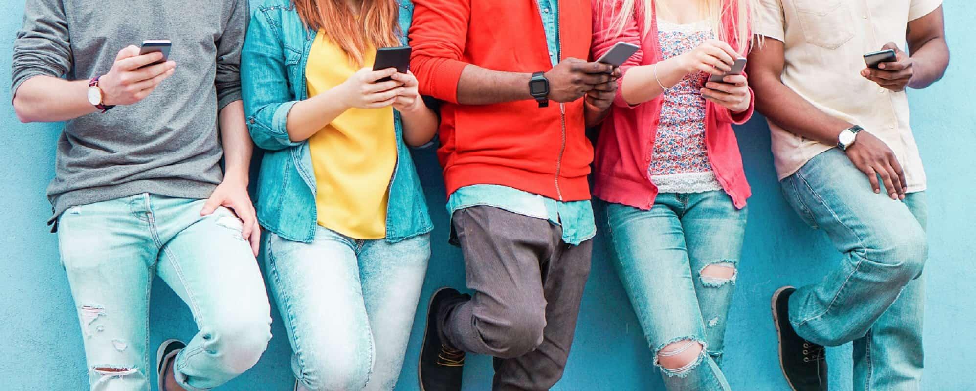smartphoneverslaving bij jongeren