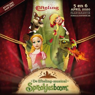 sprookjesboom musical
