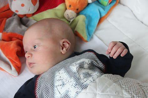 Het zoontje van Liesbeth en Jochen heeft het syndroom van Down: 'Vreugde en verdriet liggen heel dicht bij elkaar'