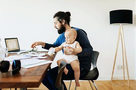 Thuiswerken én zorg voor kinderen: 'Dit houden we geen weken vol'