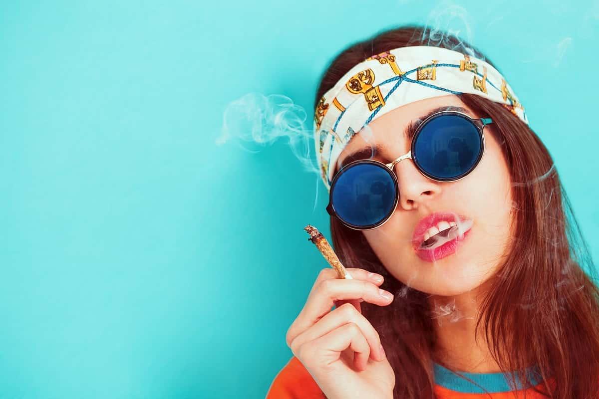 Tiener gebruikt drugs