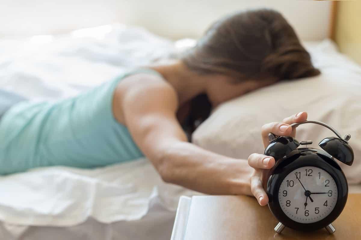 tiener niet uit bed slaaptips