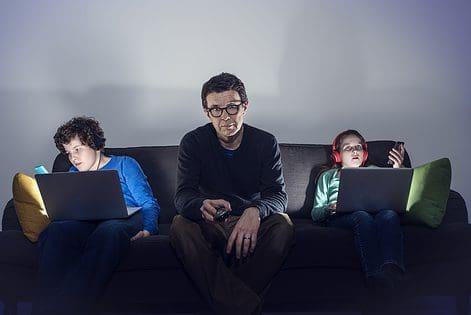 wat onze tieners online doen