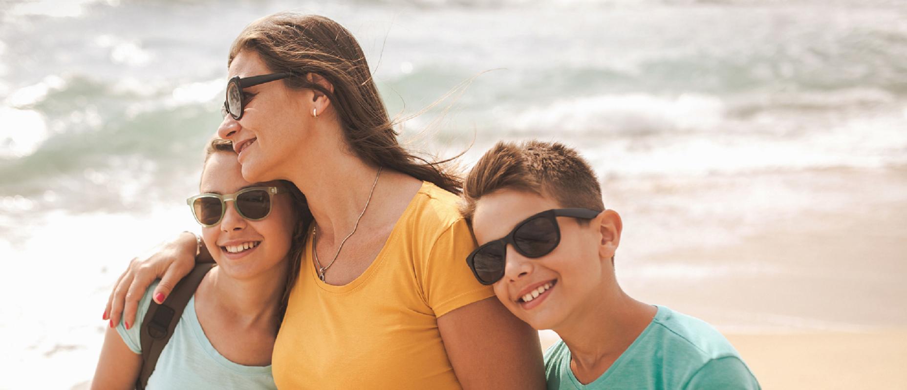 uitstapjes met tieners in de zomervakantie