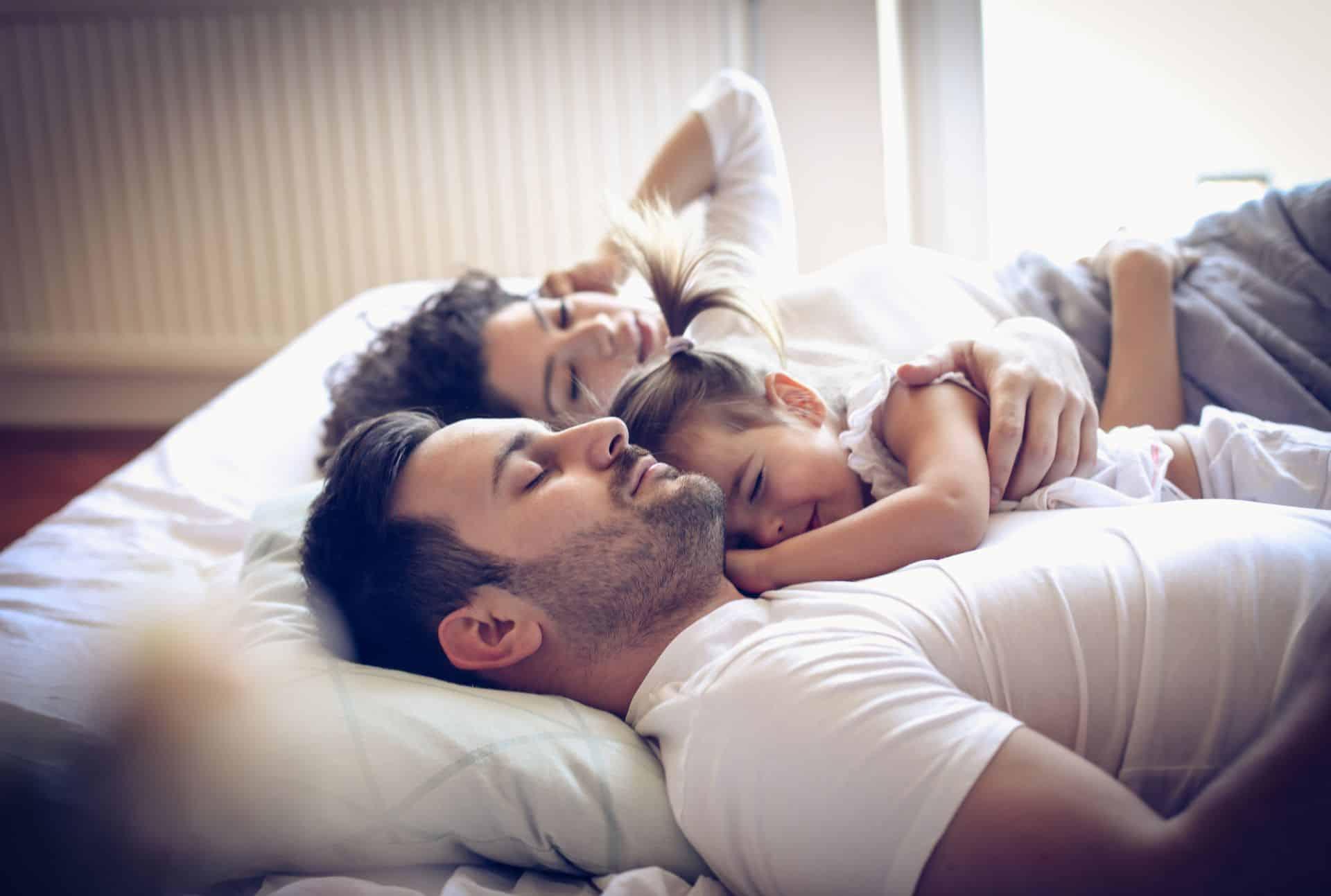 Veilig samen slapen, een goed idee?