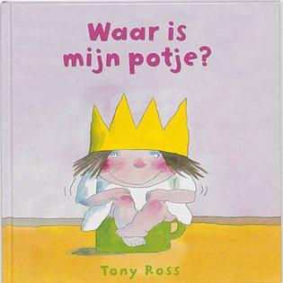 boekjes zindelijk worden prinses