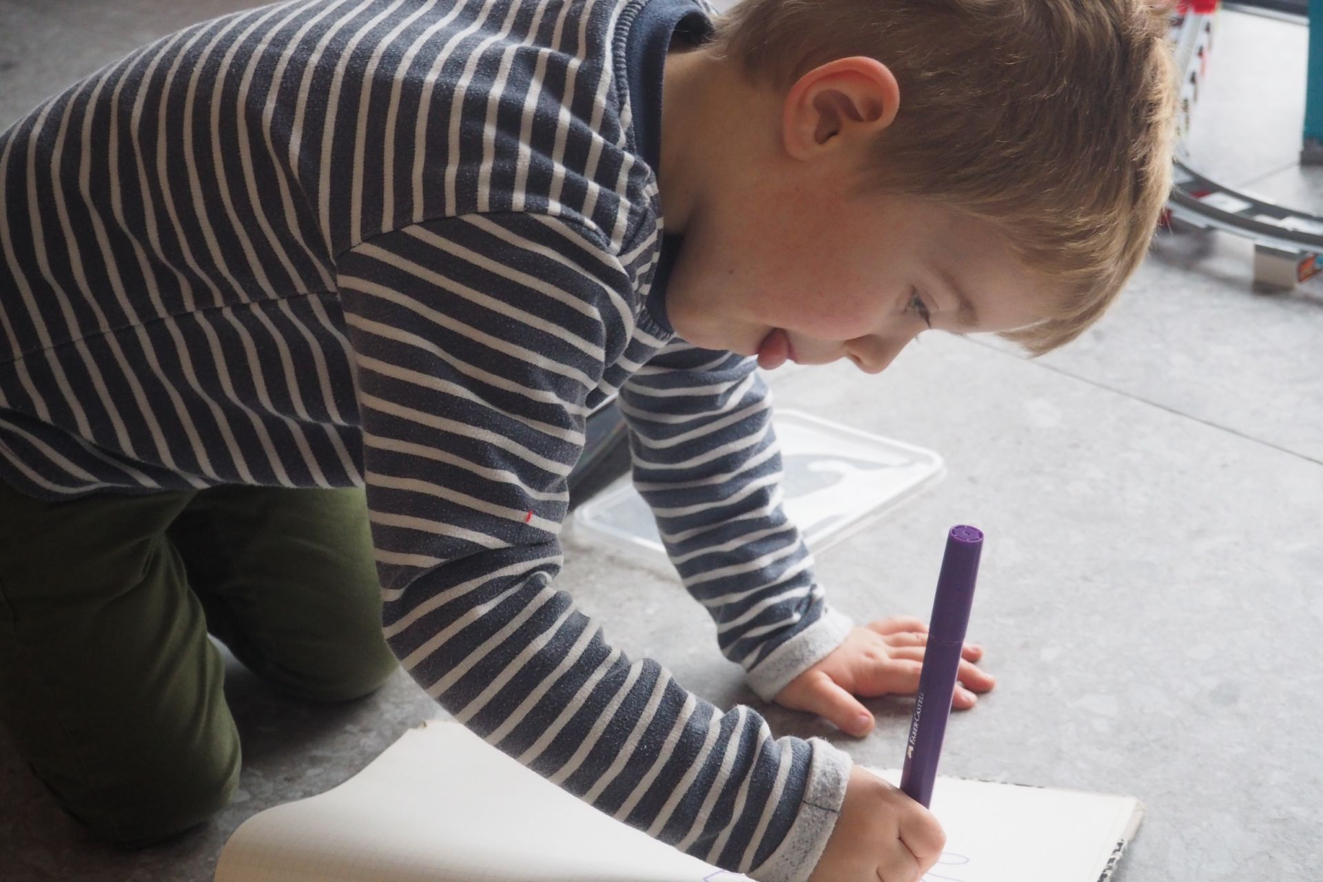 Dagboek papa Karel-Willem: 'Mijn kleuter zit in de waarom-fase!'