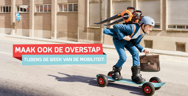 week van de mobiliteit 2017, mobiliteit, veilig in de auto, veilig in het verkeer