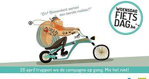 woensdag-fietsdag