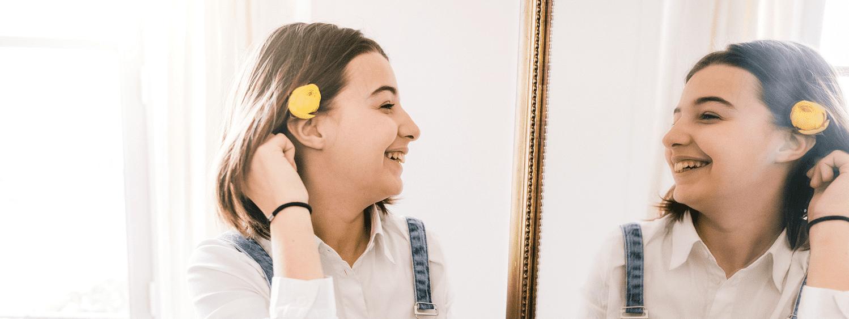 positief zelfbeeld bij je tiener