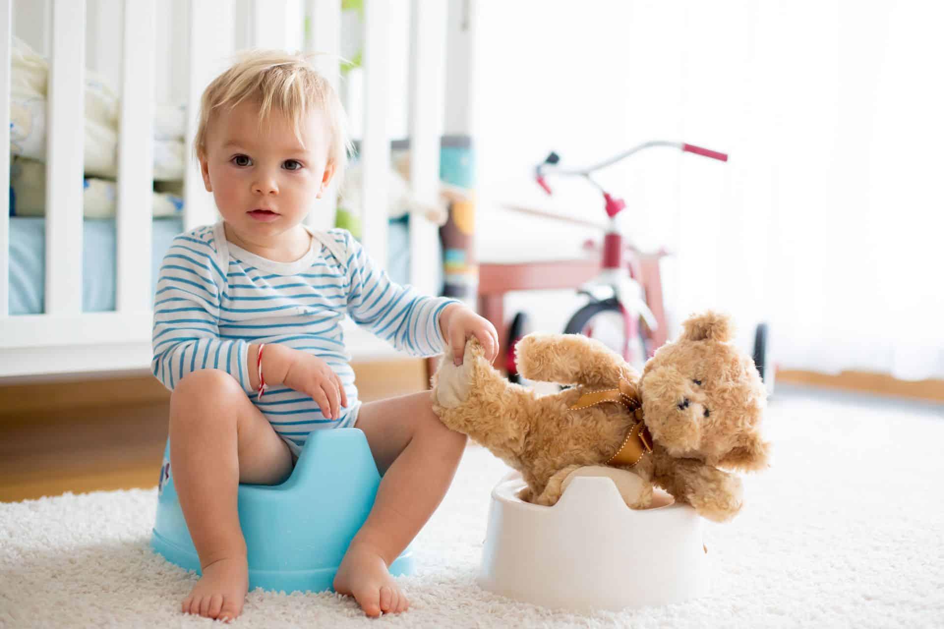 Mag ik met beloningen de zindelijkheidstraining van mijn kind aanmoedigen?