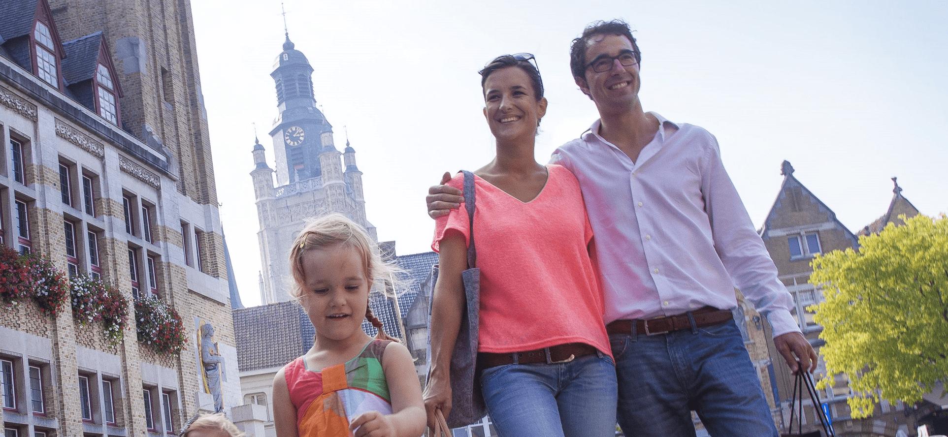 zomerzoektocht roeselare gezin