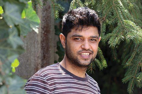 Ahmad zorgt voor zijn familie hier en in zijn thuisland: 'Ik ben snel volwassen geworden'